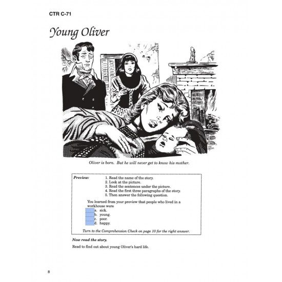 "Google Slides: ""Oliver Twist"" Abridged Story, Activities & Read-along Audio"