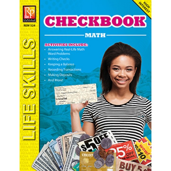 Checkbook Math (Enhanced eBook)
