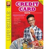 Credit Card Math: Life Skills Math Series