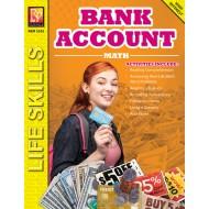 Bank Account Math: Life Skills Math Series