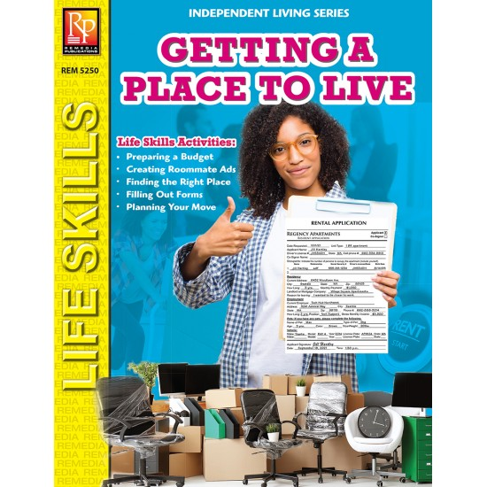 Independent Living: Getting A Place To Live (Editable Ebook)