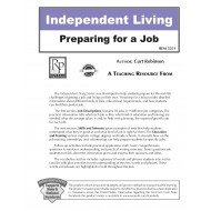 Independent Living: Preparing For a Job (Editable Ebook)