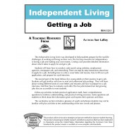 Independent Living: Getting a Job (Editable Ebook)