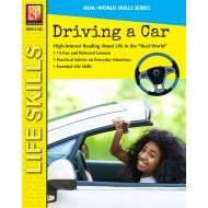 Real-World Skills Series: Driving A Car! (Editable Ebook)
