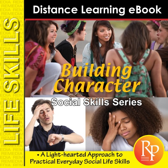 SOCIAL SKILLS SERIES: Building Character