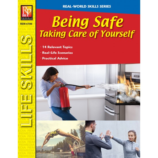 Real-World Skills: Being Safe (eBook)