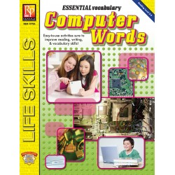 Essential Vocabulary: Computer Words (eBook)
