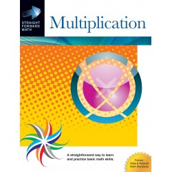 Multiplication: Straight Forward Math Series