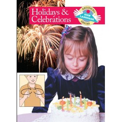 Holidays and Celebrations: Beginning Sign Language Series