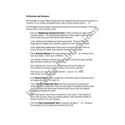Division: Straight Forward Math Series