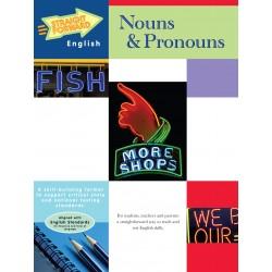 Nouns & Pronouns: Straight Forward English Series