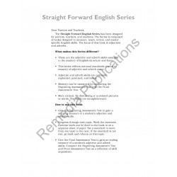 Adjectives & Adverbs: Straight Forward English Series
