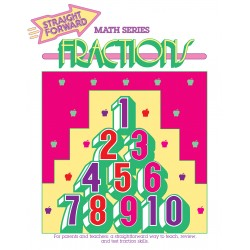Fractions: Straight Forward Math Series