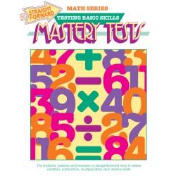 Mastery Tests: Straight Forward Math Series