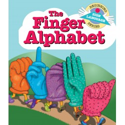 The Finger Alphabet: Beginning Sign Language Series
