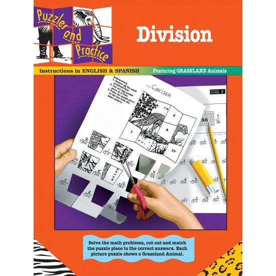 Puzzles & Practice: Division