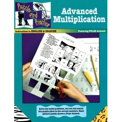 Puzzles & Practice: Advanced Multiplication
