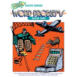 Word Problems Addition & Subtraction: Straight Forward Math Series (Book 1)