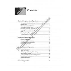 Algebra Book 2: Straight Forward Math Series (Large Edition)
