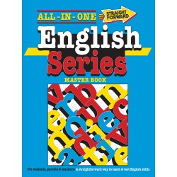 All-in-One English Master Book: Straight Forward English Series