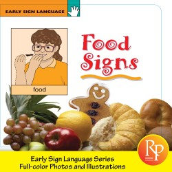 Food Signs: Early Sign Language