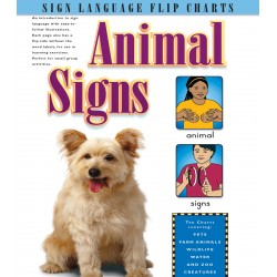 Animal Signs: Sign Language Chart