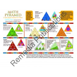 Math Pyramid Puzzle Game