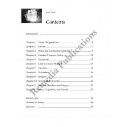 Pre-Algebra Companion: Straight Forward Math Series (Large Edition)