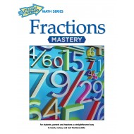 Fractions Mastery: Straight Forward Math Series (Large Edition)