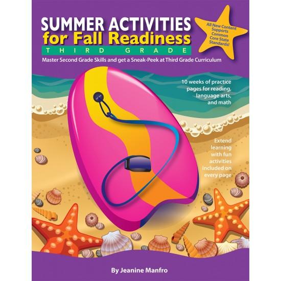 Summer Activities for Fall Readiness (Grade 3)