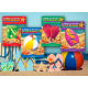 Summer Activities for Fall Readiness (4-Book Set)